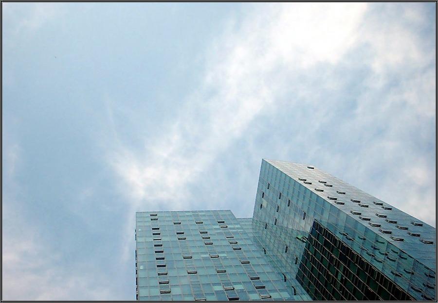kratzt auch an den wolken