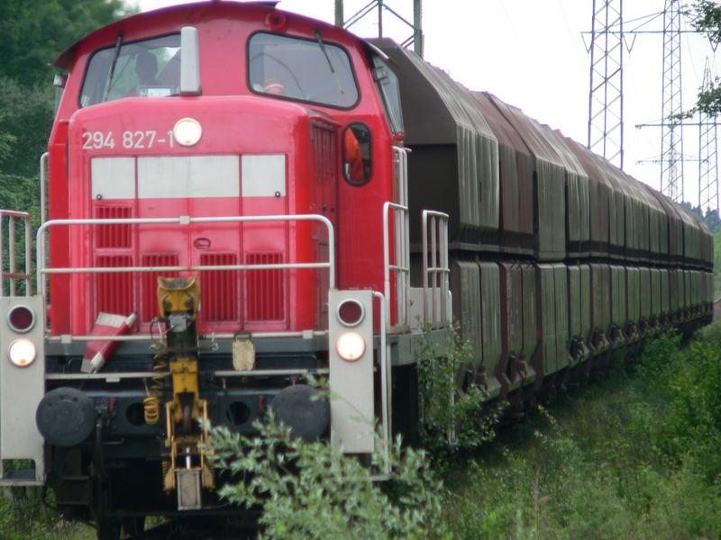 Kraut-und Rübenbahn ?
