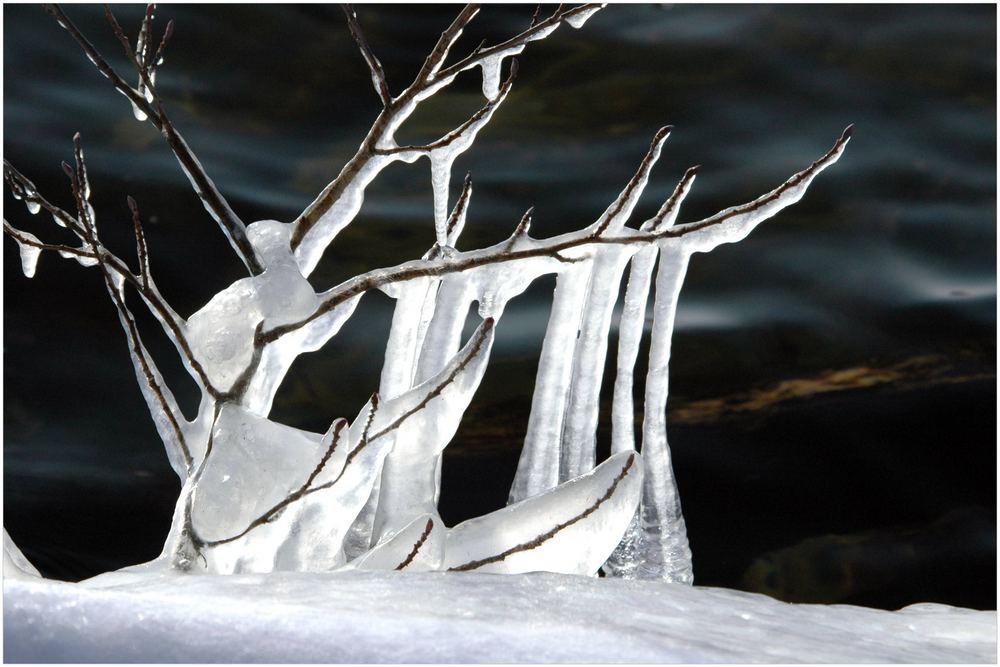 Kreative Eiszeit