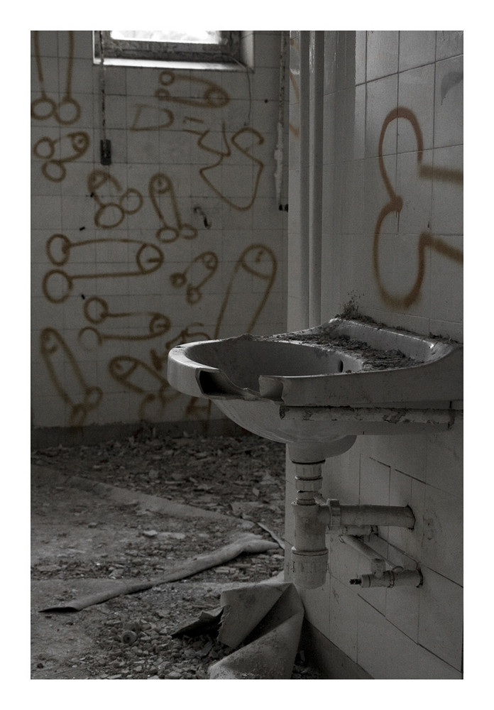 kreative wandgestaltung~~ foto & bild | fotokunst, monochrome fine ... - Kreative Wandgestaltung