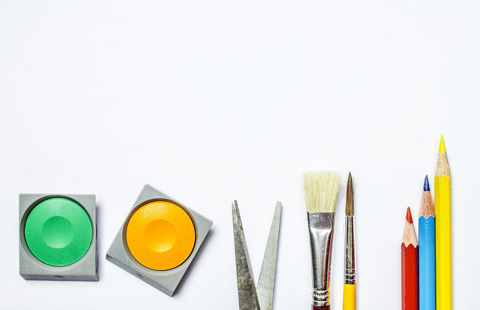 kreative Werkzeuge