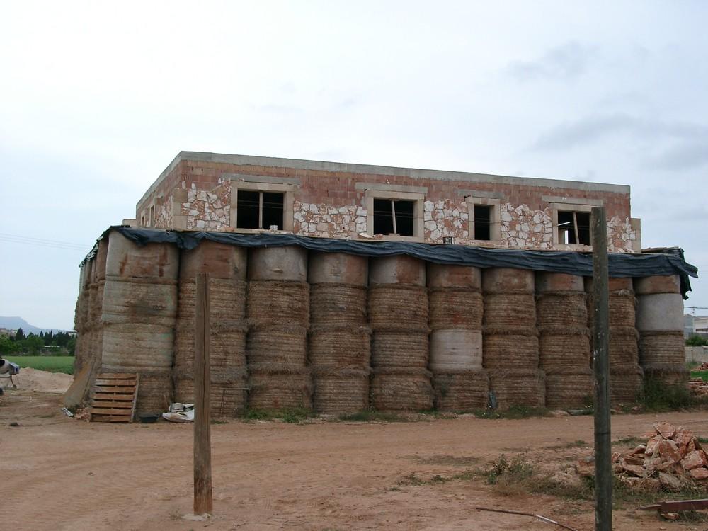 kreativer Gerüstbau auf Mallorca