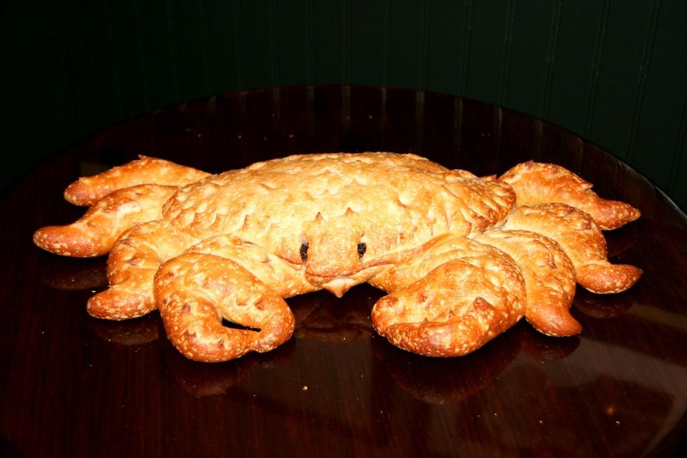 Krebs-Brot