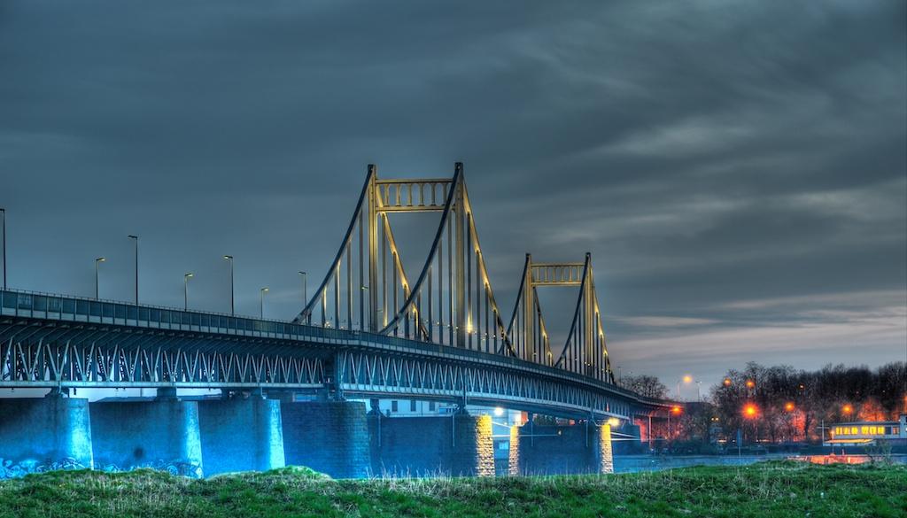 Krefeld Brücke