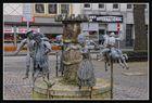 Krefeld - Puppen-Brunnen