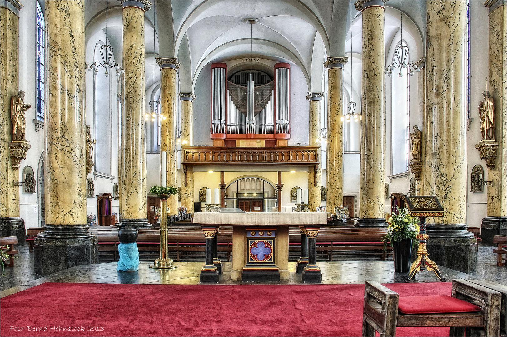 Krefeld .... St. Dionysius