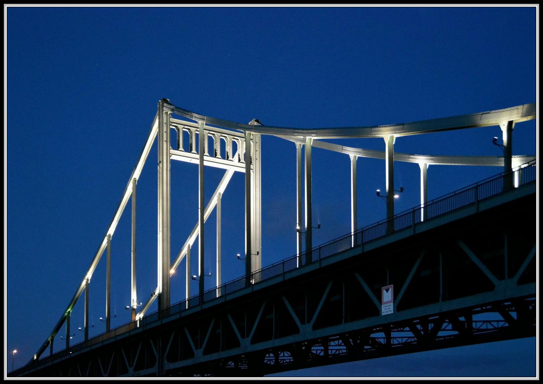 Krefeld - Uerdinger Brücke (2)