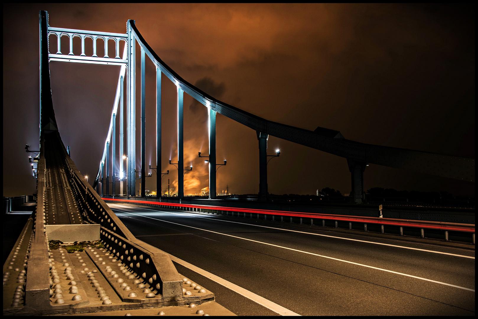 """""""Krefeld - Uerdinger Brücke """""""
