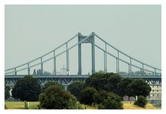 Krefelder Rheinbrücke Uerdingen