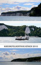 Kreidefelsen auf Rügen.....