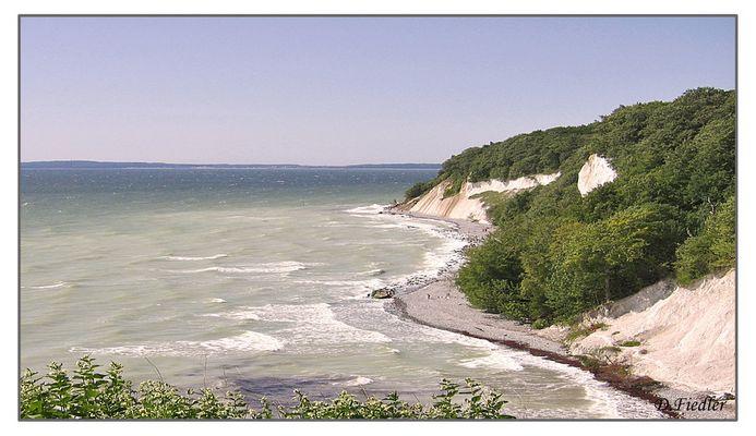 Kreideküste bei Sassnitz