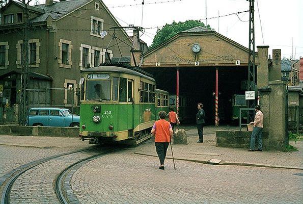 Kreischa, Juli 1974