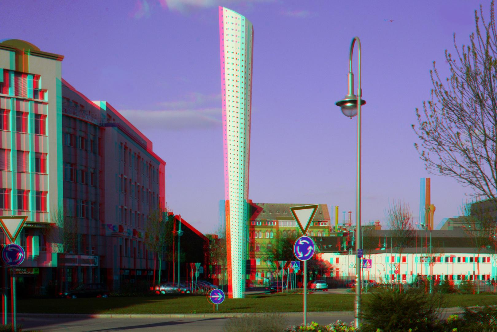 Kreiselkunst in Hanau