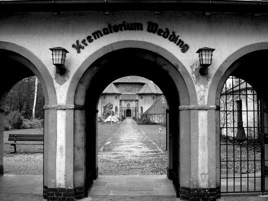Krematorium Berlin-Wedding