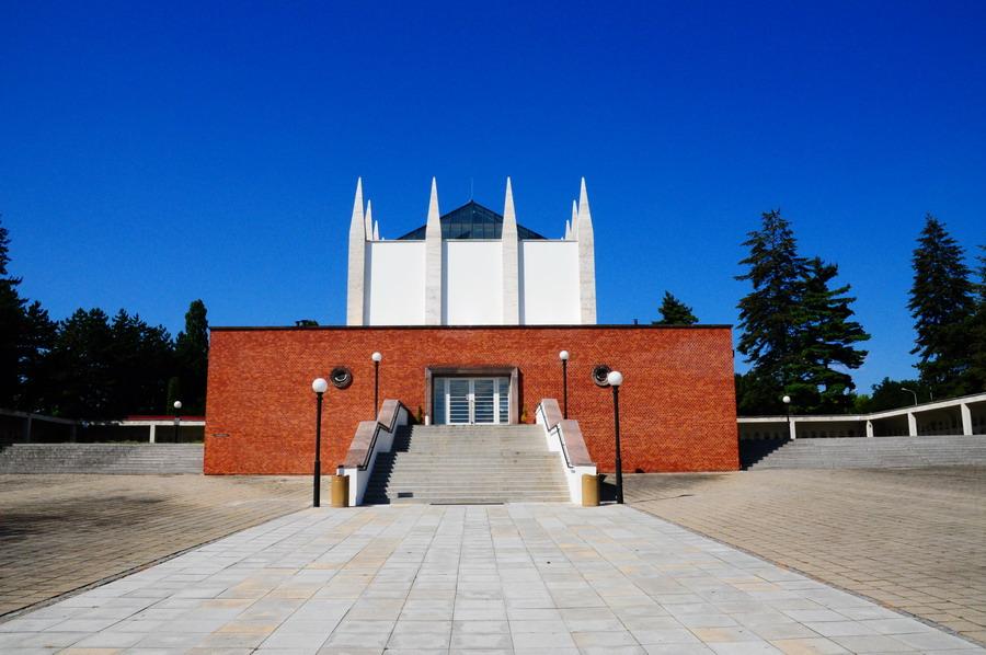 Krematorium Brünn 2013