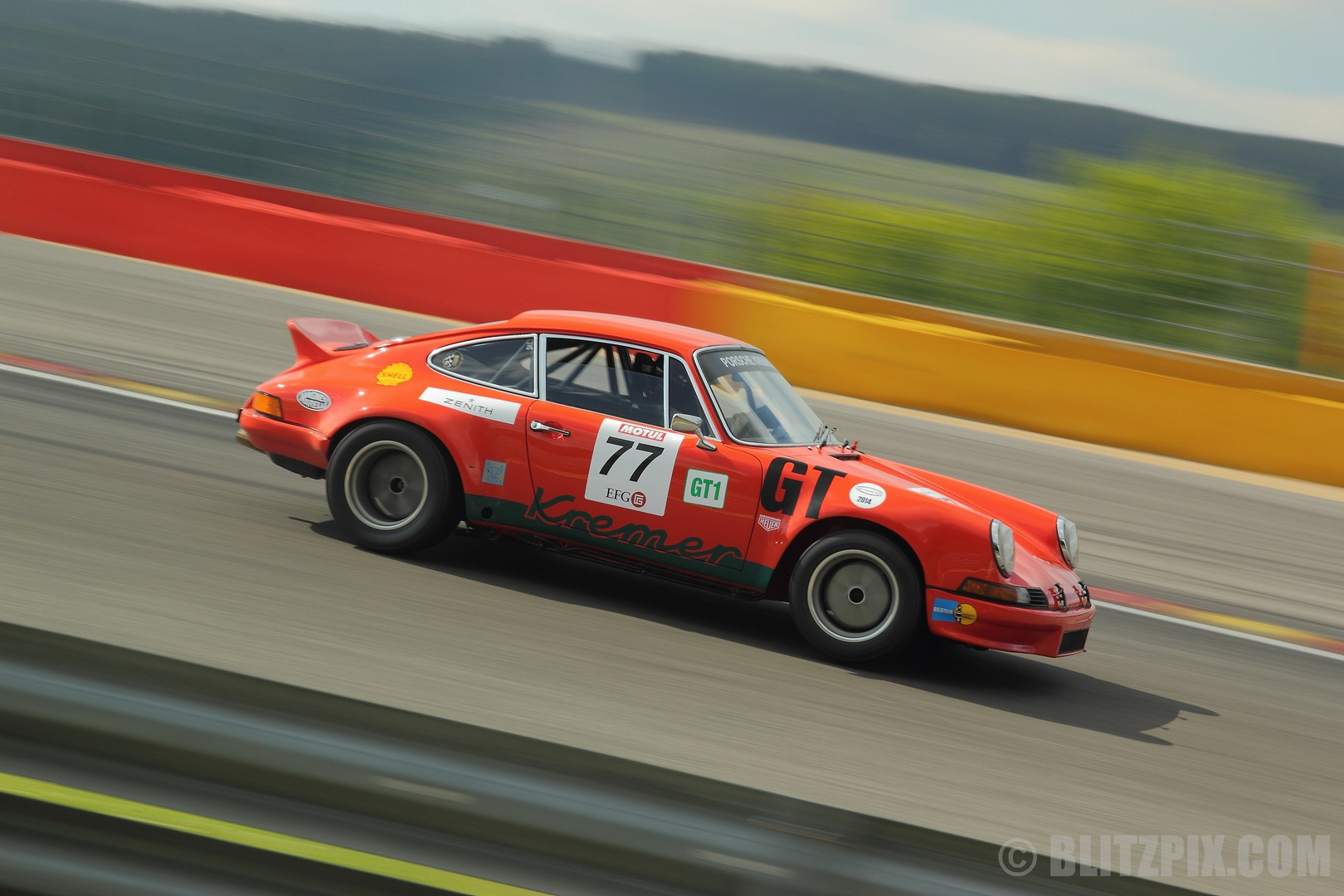 """ Kremer Porsche """