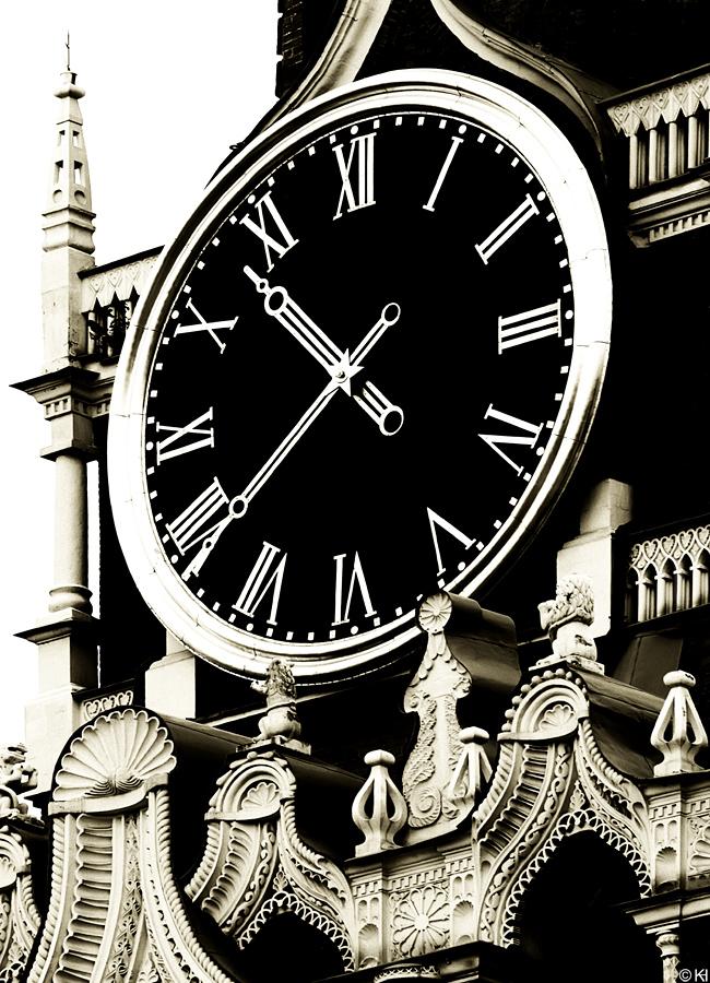 Kreml Uhr