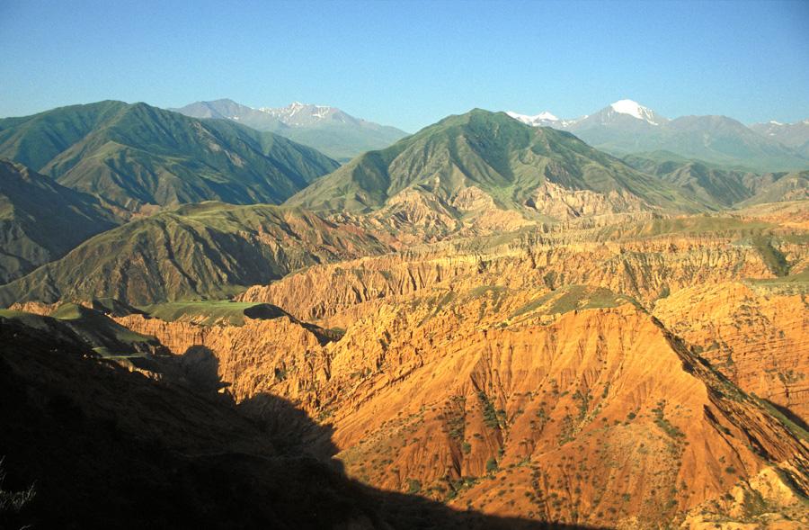 Krentotschok Canyon