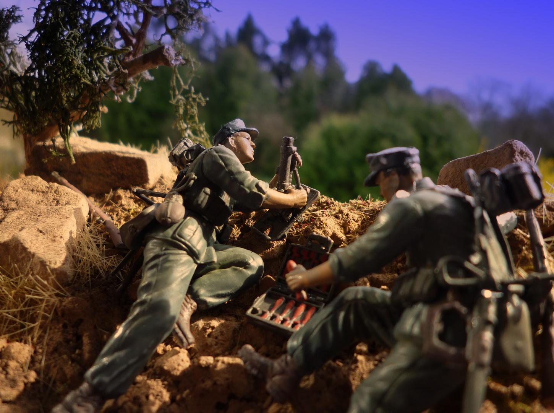 Kreta 1941 - Gebirgsjäger-Regiment 100 / Höhe 259