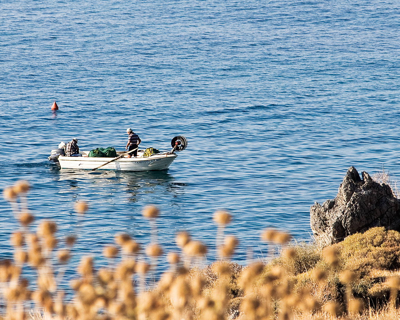 Kreta am frühen Morgen