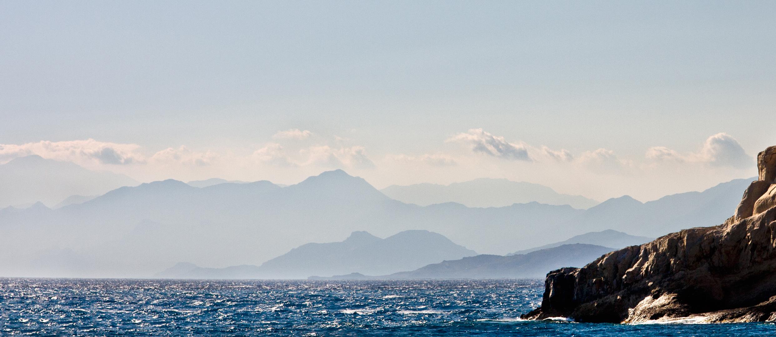 Kreta am Nachmittag