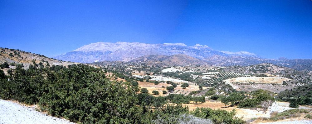 Kreta - Das Psiloritis Massiv