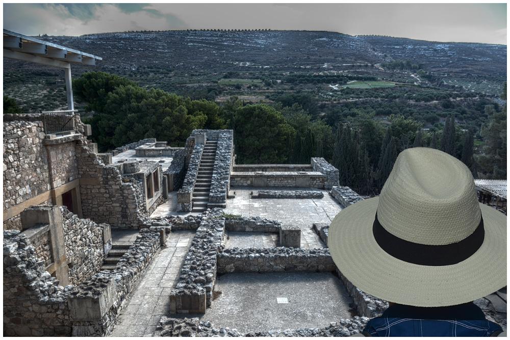 Kreta, Palast von Knossos #1