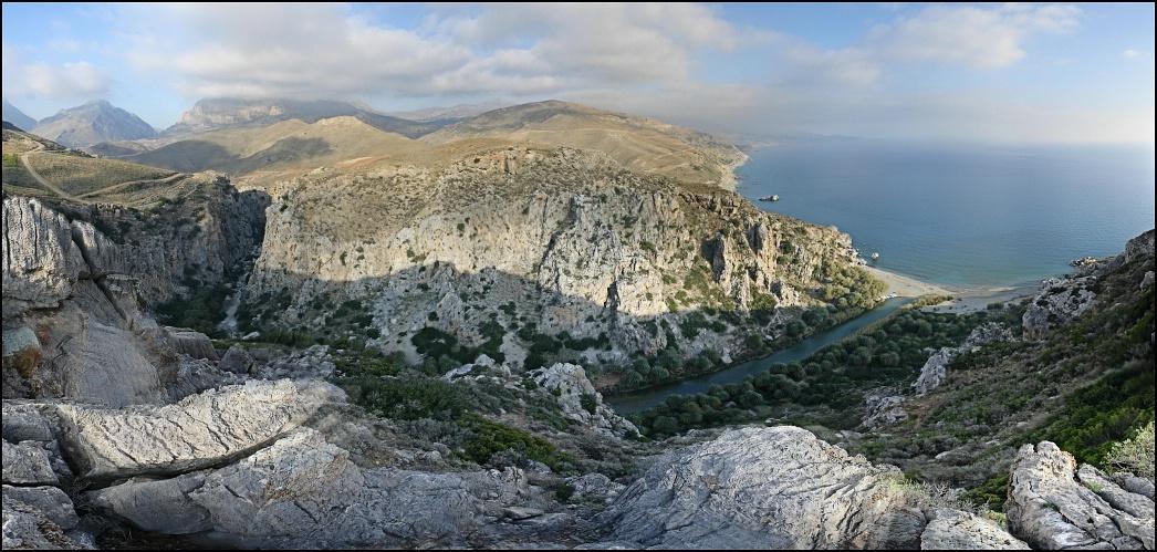 Kreta - Preveli