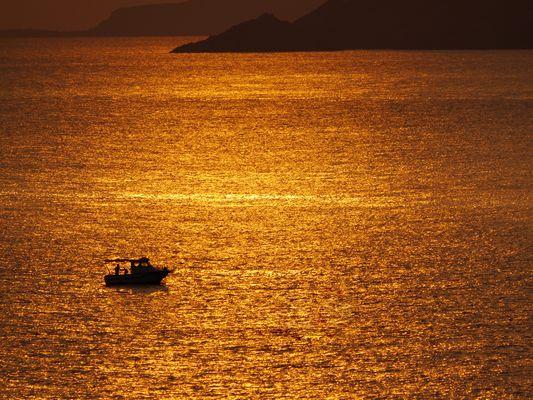 Kreta Sonnenaufgang