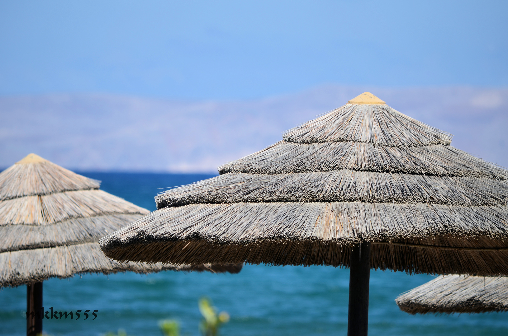 Kreta - Sonnenschirm
