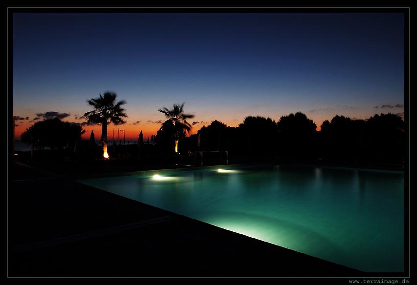 Kreta#3, Morgenröte
