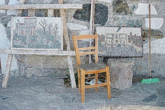 Kretisches Atelier