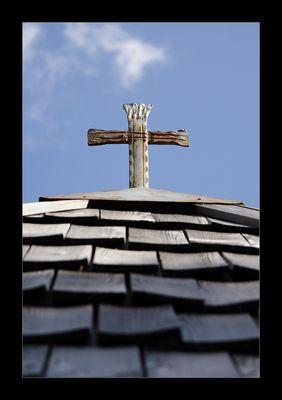 """Kreuz auf der """"Kramerin"""""""
