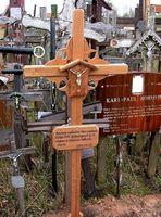 Kreuz für die Wohltäter