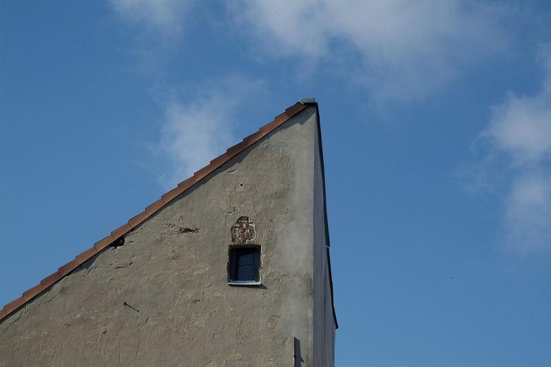 Kreuzberg, 9.00, das Dach hält