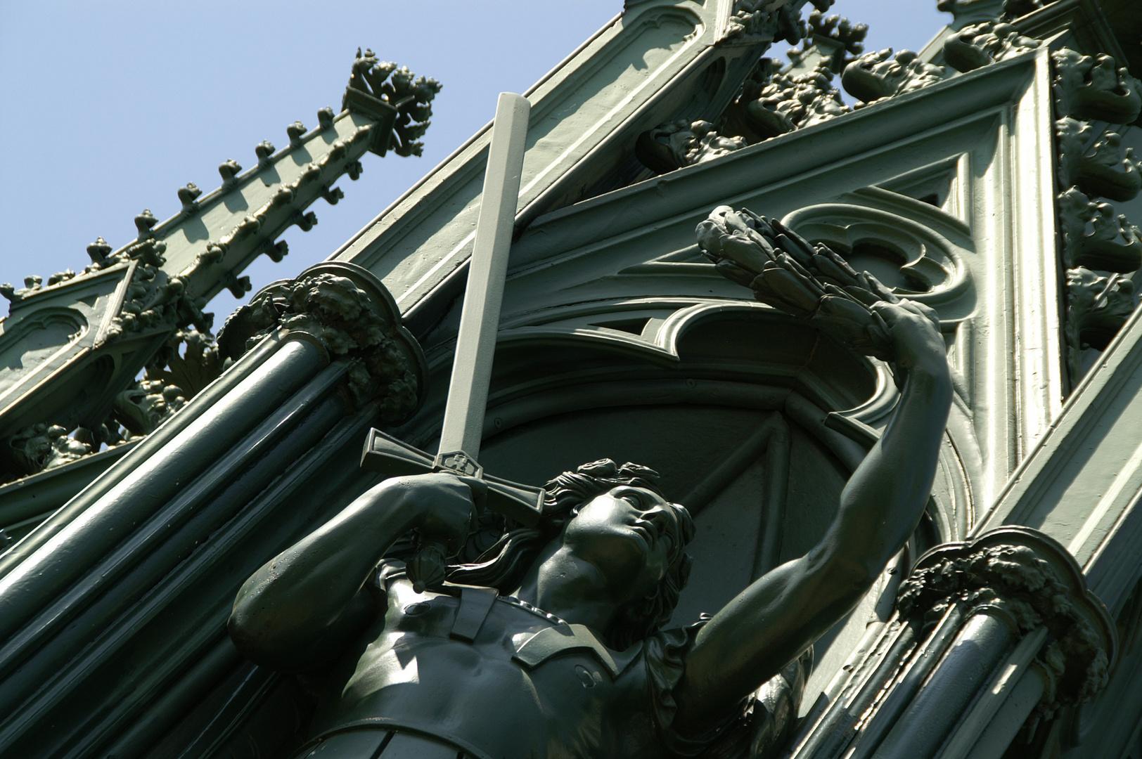 Kreuzberg-Denkmal 1