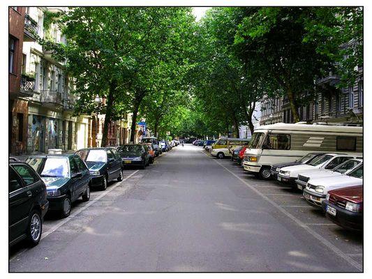 Kreuzberg in grün...