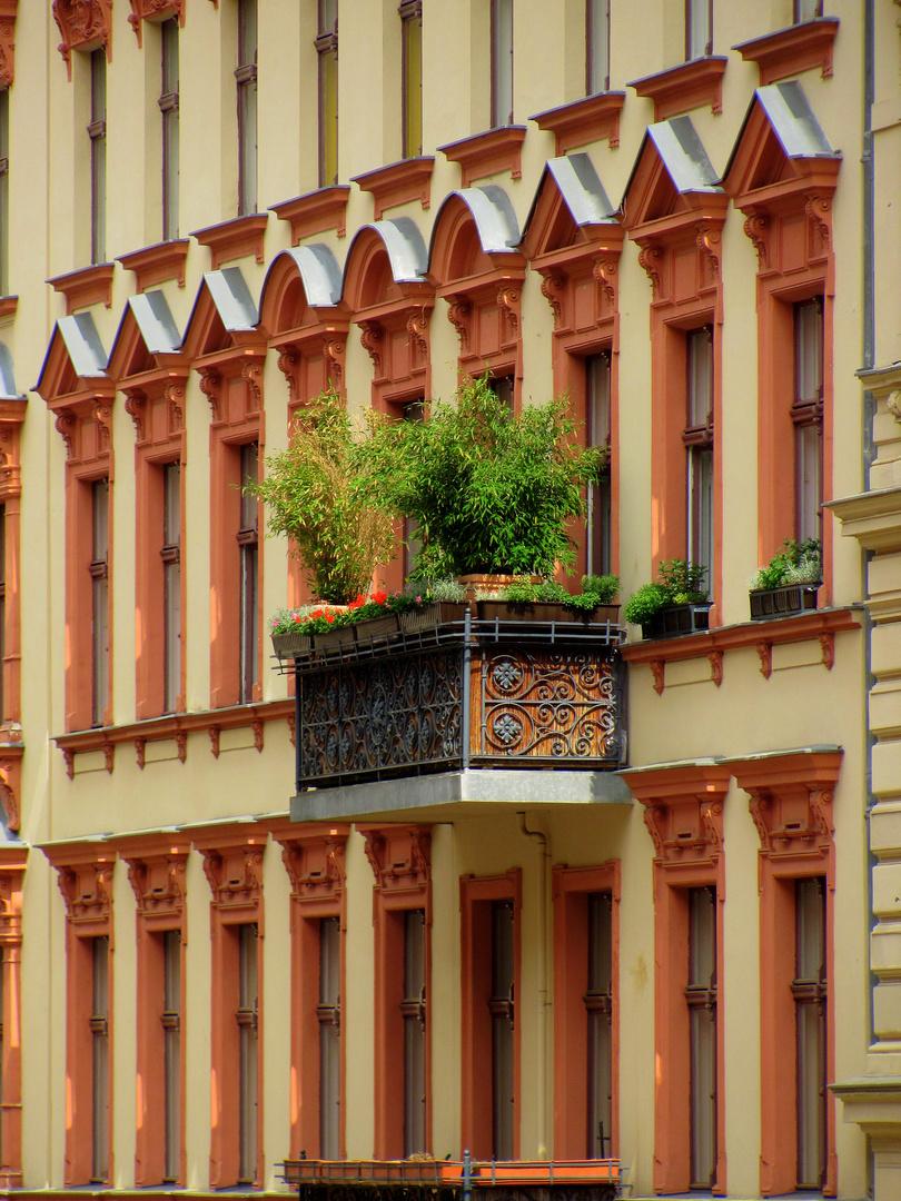 Kreuzberger Fassaden Blick