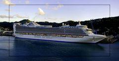 Kreuzfahrt in der Karibik ( Caribbean Princess )