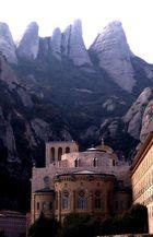 Kreuzfahrt-Kloster Montserrat