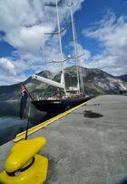 Kreuzfahrtschiff mal anders