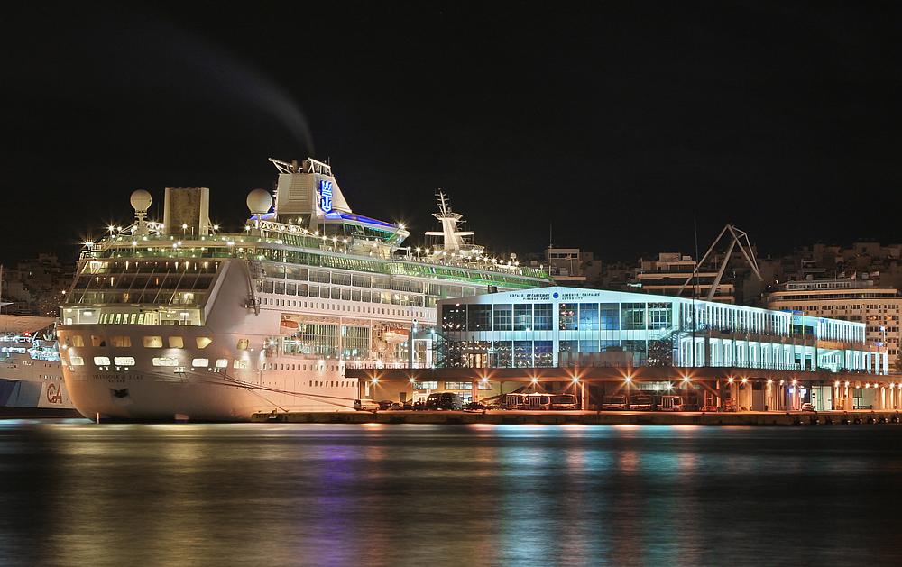 """Kreuzfahrtschiff """"Splendour of the Seas"""""""