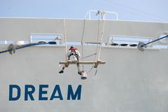 Kreuzfahrttraum oder Arbeit auf dem Kreuzfahrtschiff