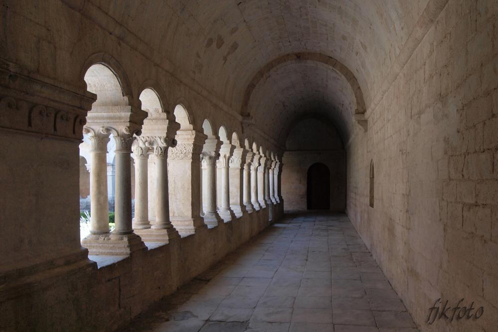 Kreuzgang der Abbaye Senanque