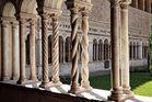 Kreuzgang der Lateran-Basilika.. (Römische Impressionen..)