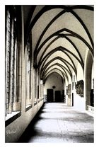 Kreuzgang Dom St. Paulus