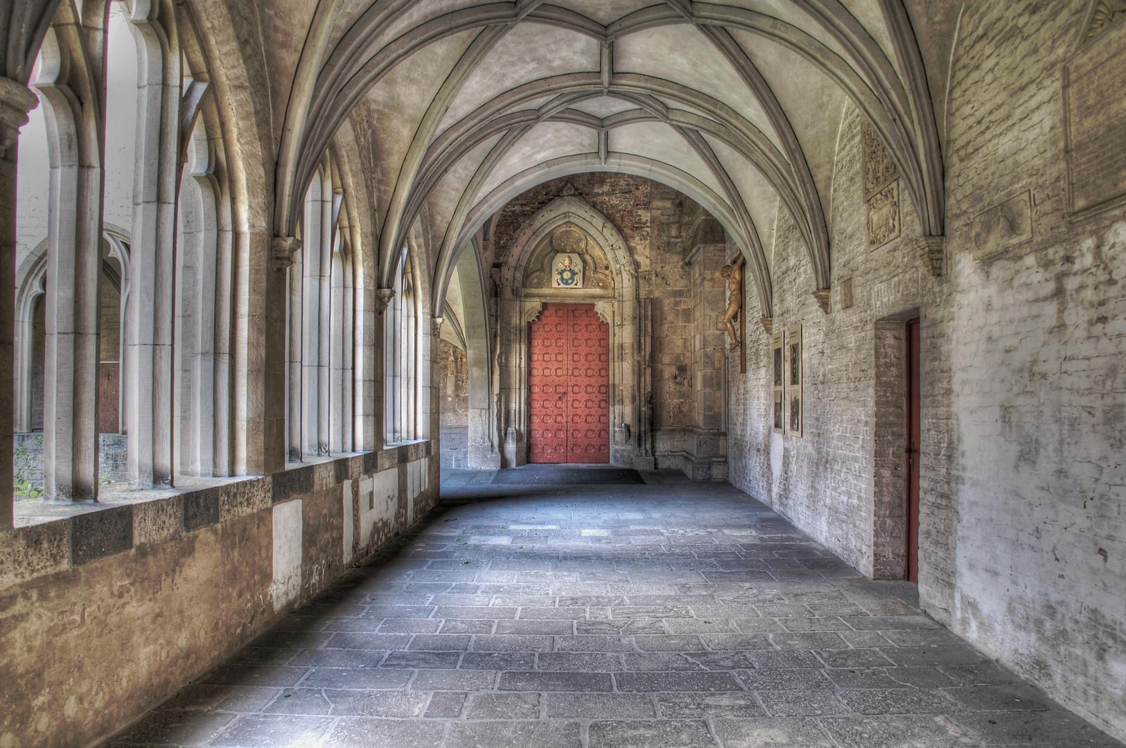 Kreuzgang Dom St.Viktor Xanten