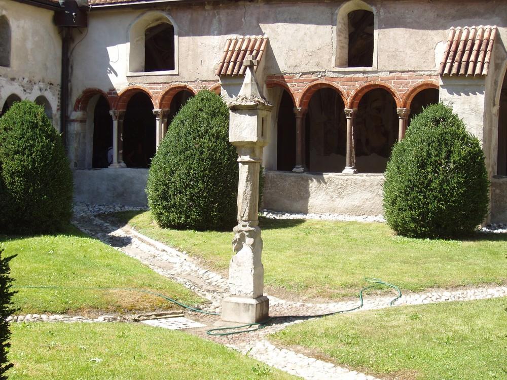 Kreuzgang, Dom zu Brixen
