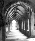 Kreuzgang im Basler Münster
