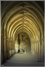 Kreuzgang im Dom zu Trier